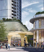 Perth apartment plan could see two towers create $500m suburb in the sky
