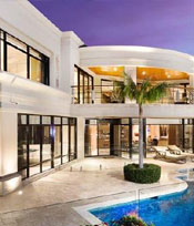 These mega mansions have been left on the real estate shelf